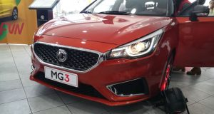 All New MG 3: El ícono de MG que evoluciona