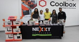 Nexxt Solutions Connectivity dicta capacitaciones en Coolbox