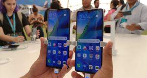 Huawei P30 llegó al Perú en tiempo record