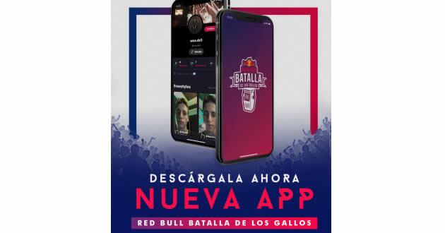 #RedBull lanza App que permite a artistas de todo el mundo conectarse
