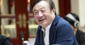 Ren Zhengfei, Fundador y CEO global de Huawei