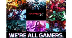 "HyperX expande su campaña ""We're All Gamers"" hacia Europa y Asia"