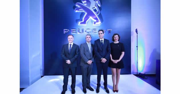 #Peugeot inaugura nueva tienda en Camacho