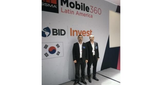 Tesacom asiste a eventoGSMA MOBILE 360