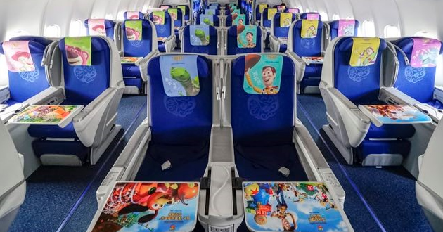 #ToyStory4 #Airbus