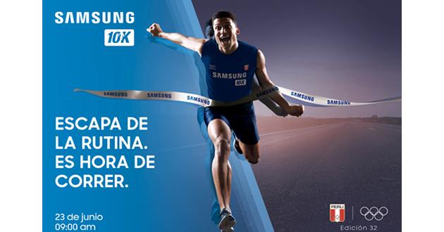 carrera Samsung 10K