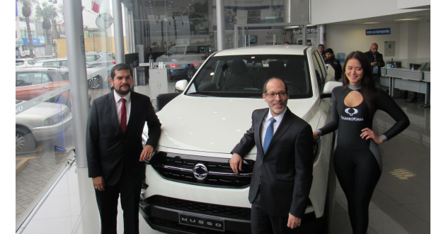 Musso SsangYong