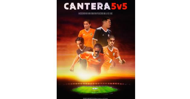 Gatorade lanza Cantera 5v5 durante el Festival de Tv de Tribeca