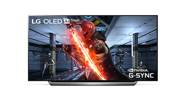 Televisores Oled compatibles con Nvidia G Sync