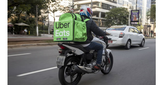 Uber Eats anuncia nuevas funciones de seguridad
