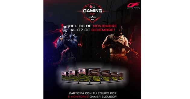 LG y Gaming Factory