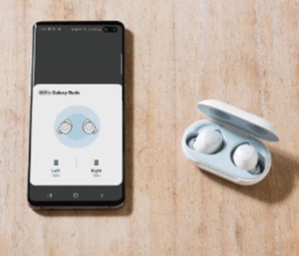 Galaxy Buds se integran con Bixby