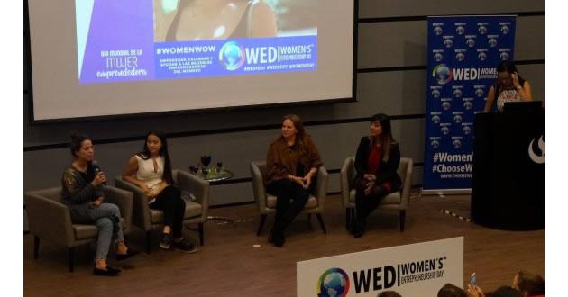 Día Mundial de la Mujer Emprendedora