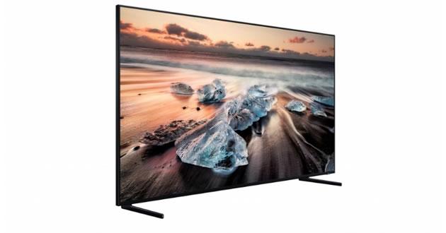 television QLED 8K de Samsung