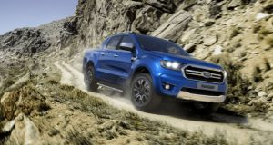 New Ford Ranger se coronó como la mejor pick-up de Europa