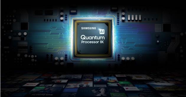 QLED 8K de Samsung
