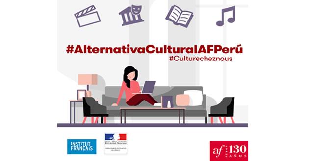 #AlternativaCultural