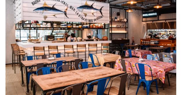 La cocina con esquina de Miraflores