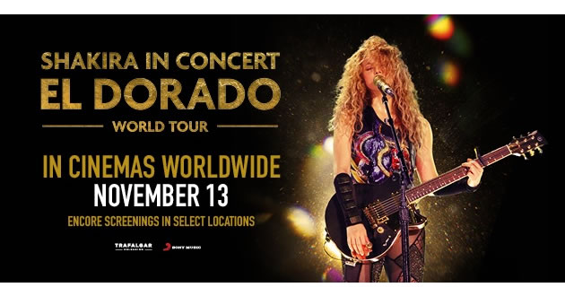 El Dorado de Shakira