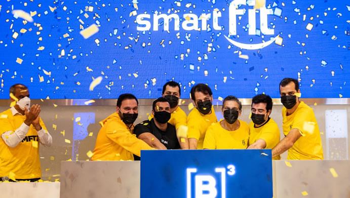 Smart Fit completa la Oferta Pública Inicial en Nuevo Mercado de la Bolsa de Valores de Brasil1