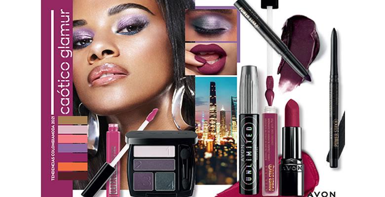 Maquillaje Caótico Glamour