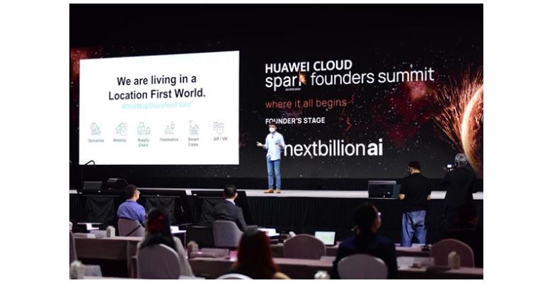 Huawei invertirá USD $100 millones en ecosistema de empresas emergentes de Asia
