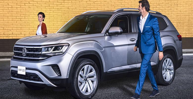 Volkswagen Teramont, una tecnológica SUV que llega a revolucionar el segmento